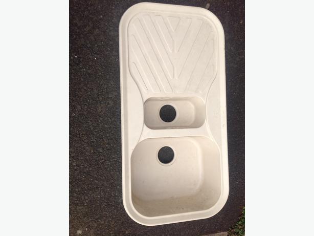 Astracast kitchen sink
