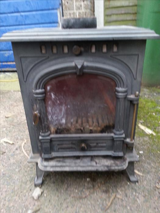 Log Burner Wood Burner Multi Fuel Stove Stourbridge