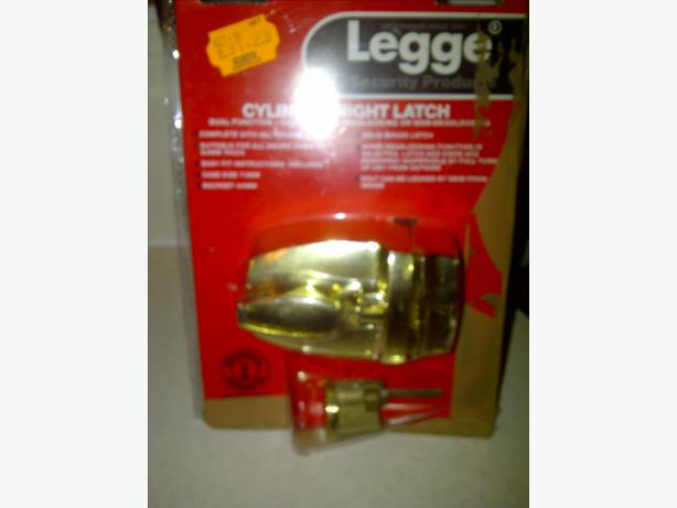 Legge Cylinder Night Latch-Dual Function-Suitable for  Doors  29mm-64mm Thick