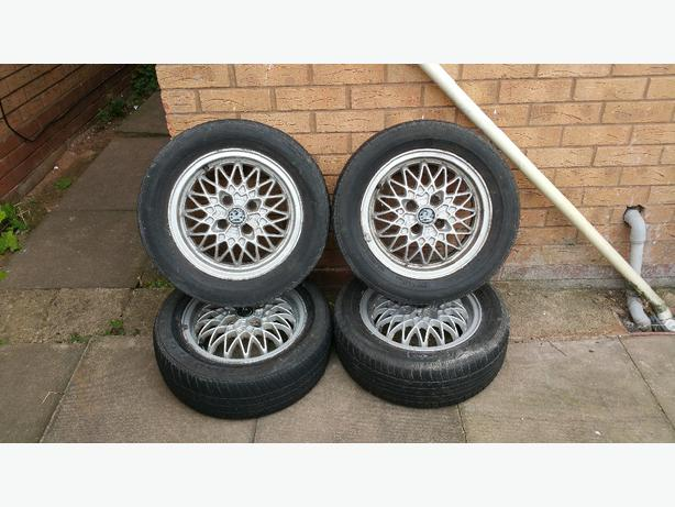 Nova 14inch alloy wheels