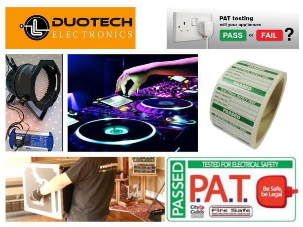 Electrical DJ Portable Appliance Testing