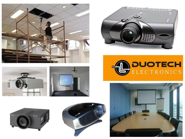Projector Installation Service