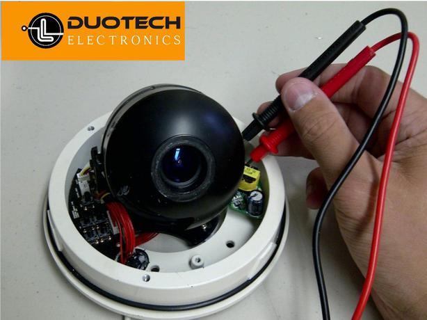 Duotech CCTV Repair