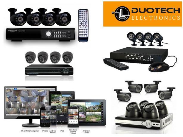 CCTV Installation Service West Midlands