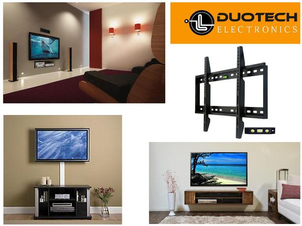 Flat Screen Television Wall Mounting Service