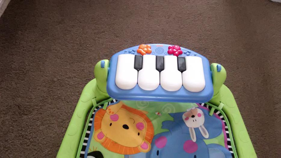 Fisher Price Piano Gymnastic Play Mat Tipton, Dudley