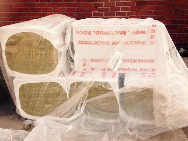 Rock wool insulation dudley dudley for 2 mineral wool insulation