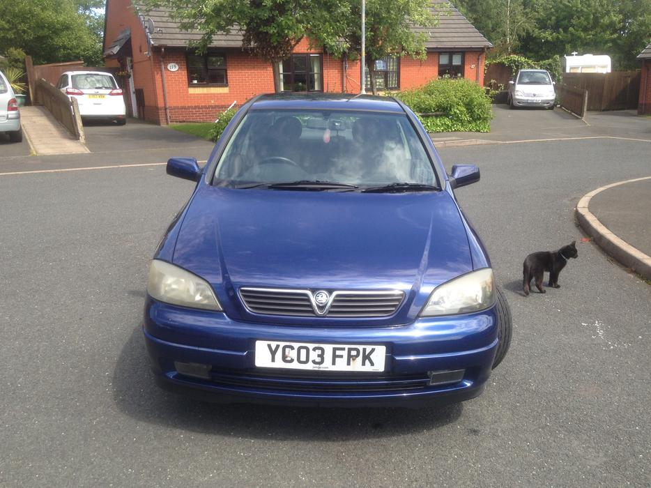 Vauxhall Astra 1 6 Sxi 3dr Sedgley Dudley