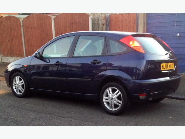 2004 ford focus 1 8 tdci zetec 115 psi 127k read add. Black Bedroom Furniture Sets. Home Design Ideas