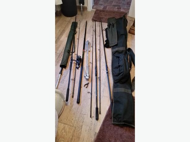 Fishing tackle wolverhampton dudley for Expensive fishing rods
