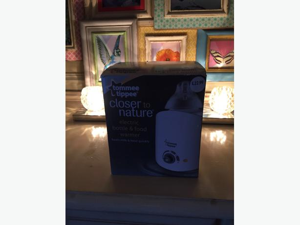 £15 Tommee Tippee Bottle/Food Warmer