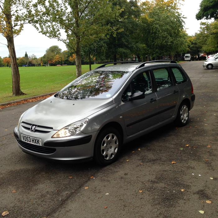 Peugeot 307 1 4 Hdi Style Estate 107k Sandwell Dudley
