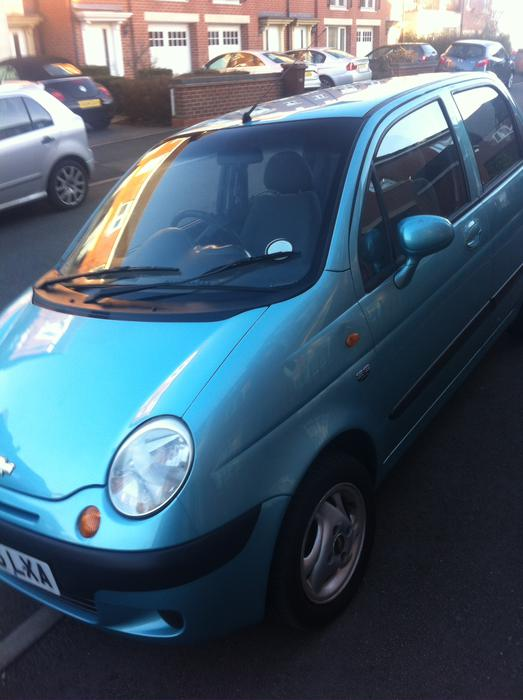 chevrolet matiz se 2005 600 ono wolverhampton wolverhampton. Black Bedroom Furniture Sets. Home Design Ideas