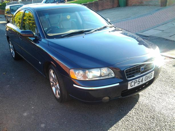 volvo s60 d5 diesel wolverhampton dudley. Black Bedroom Furniture Sets. Home Design Ideas