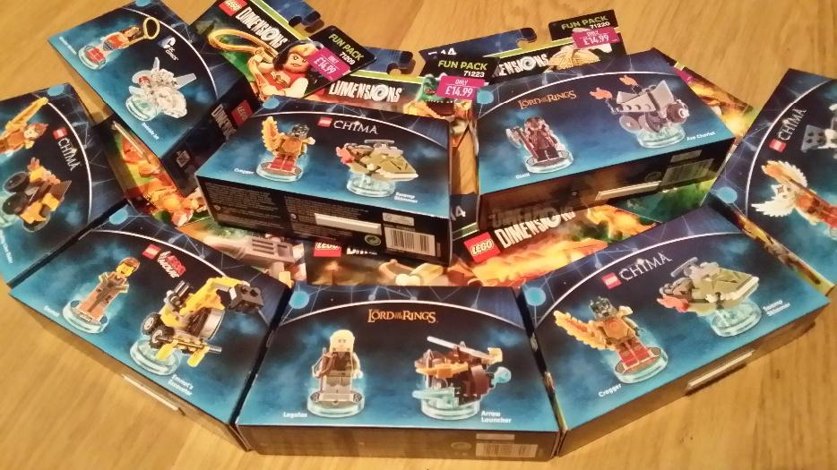 Lego Dimensions Outside Black Country Region Dudley