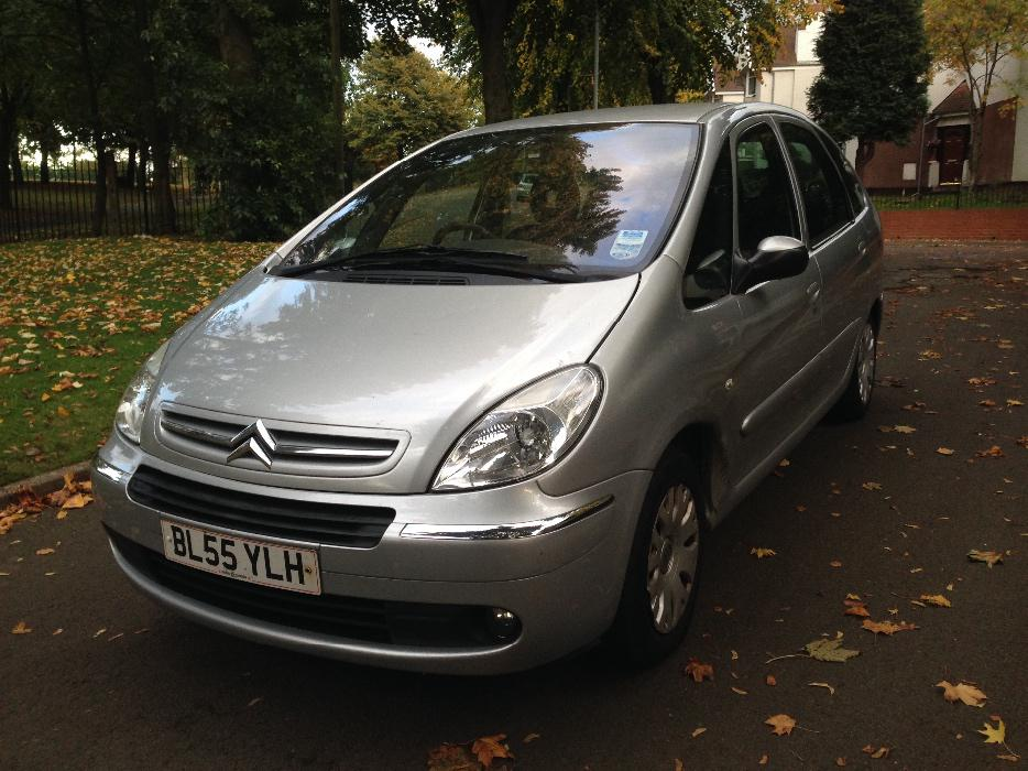2006 55 citroen xsara picasso 2 0 hdi great barr dudley. Black Bedroom Furniture Sets. Home Design Ideas
