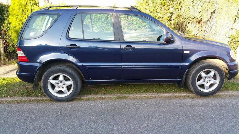 Mercedes Ml Used Cars Uk