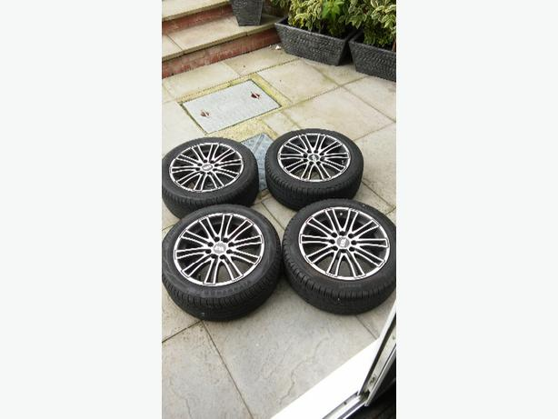how to change alloy wheels