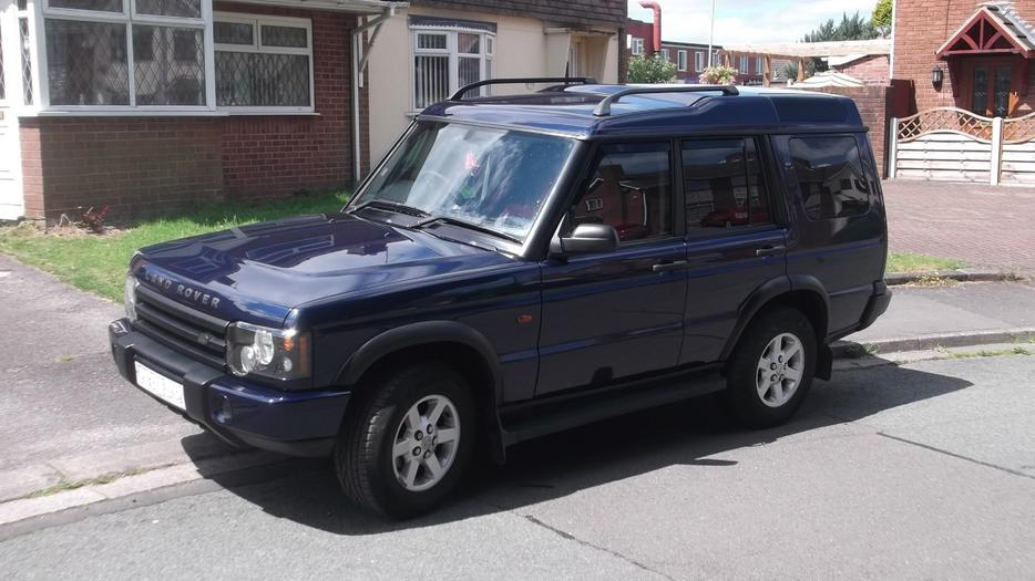 land rover discovery dt5 7seats dudley wolverhampton. Black Bedroom Furniture Sets. Home Design Ideas