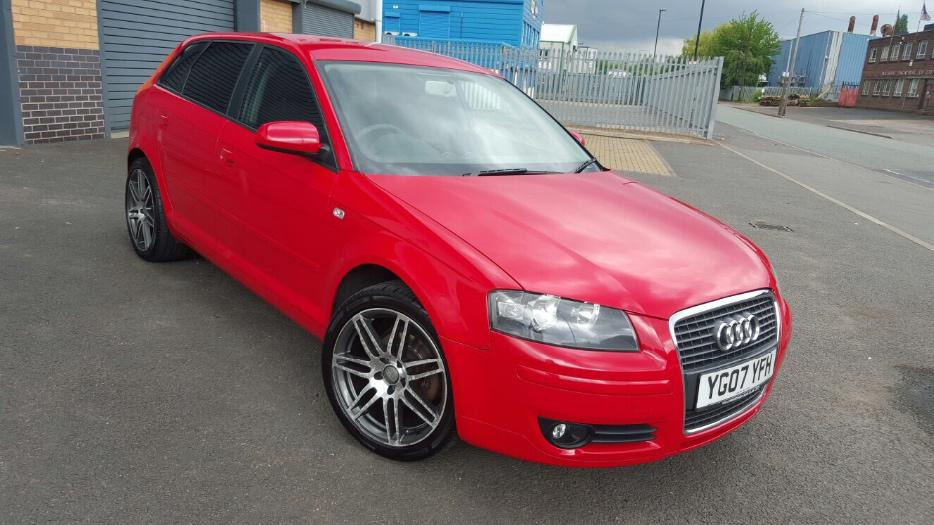 Audi A3 Special Edition Sandwell Dudley