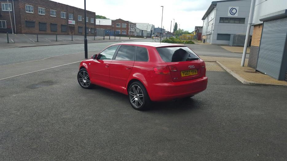 Audi A3 Special Edition Sandwell Wolverhampton