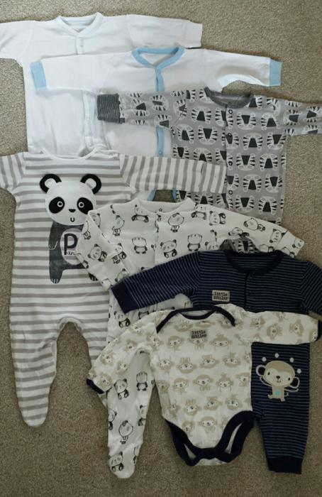 Baby Boy Clothing Bundle See Pics Next Disney F Amp F Etc