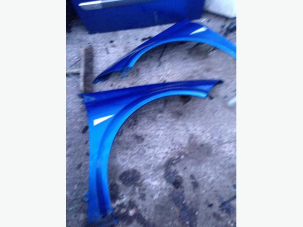 Renault Megane II Mk2 TEI45 Blue Front Wing  O/S 2002-2008