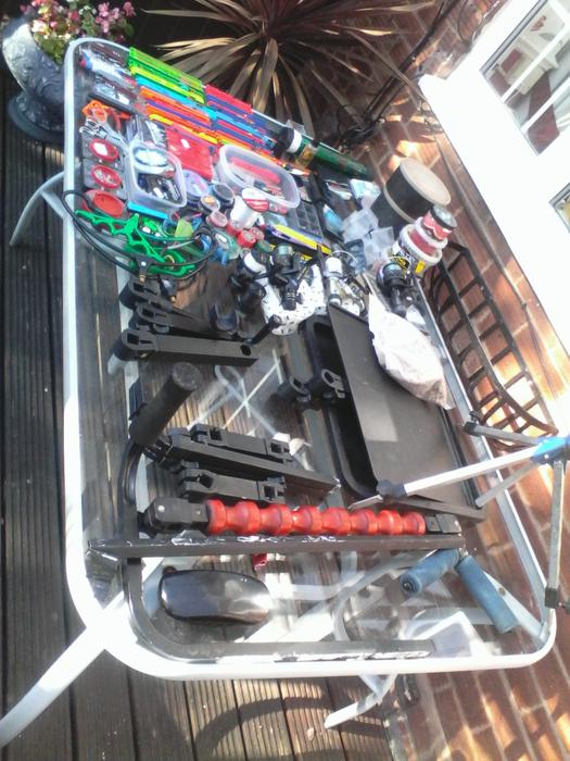 Fishing tackle for sale bilston sandwell for Fishing tackle sale