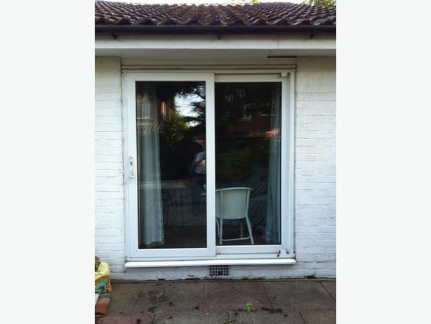 Sliding patio door to fit doorway 1800mm wide x 2000mm in for Wide sliding patio doors