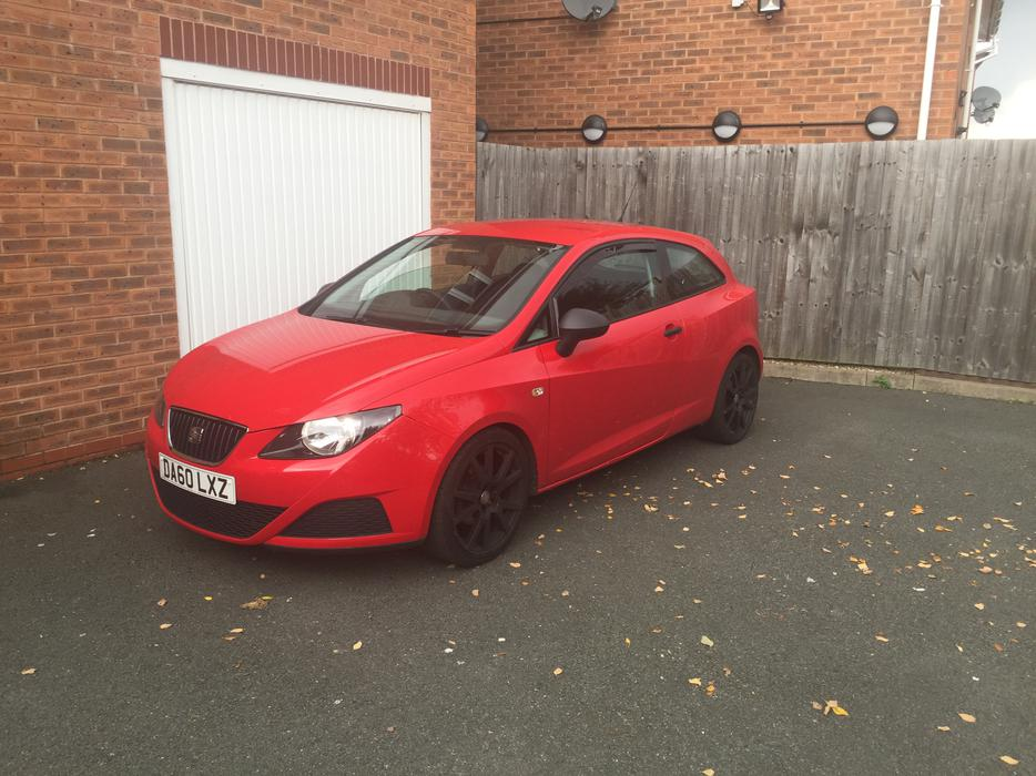 seat ibiza 1 2 tdi dudley dudley. Black Bedroom Furniture Sets. Home Design Ideas