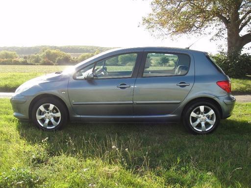 peugeot 307 owners manual 2007