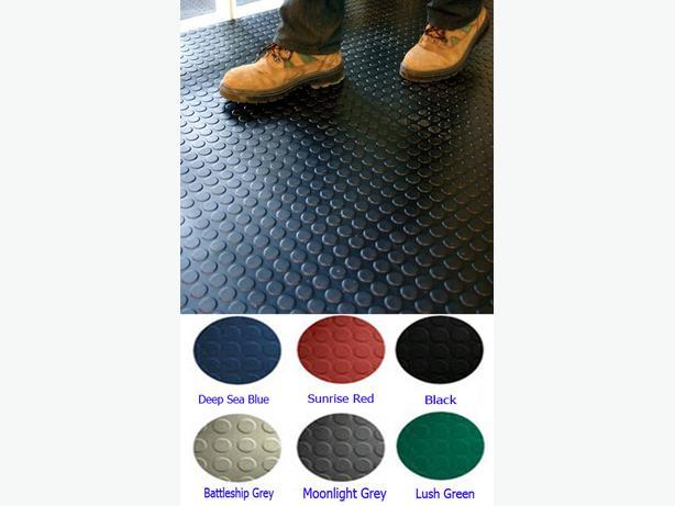 Dot Rubber Flooring B Other Wolverhampton