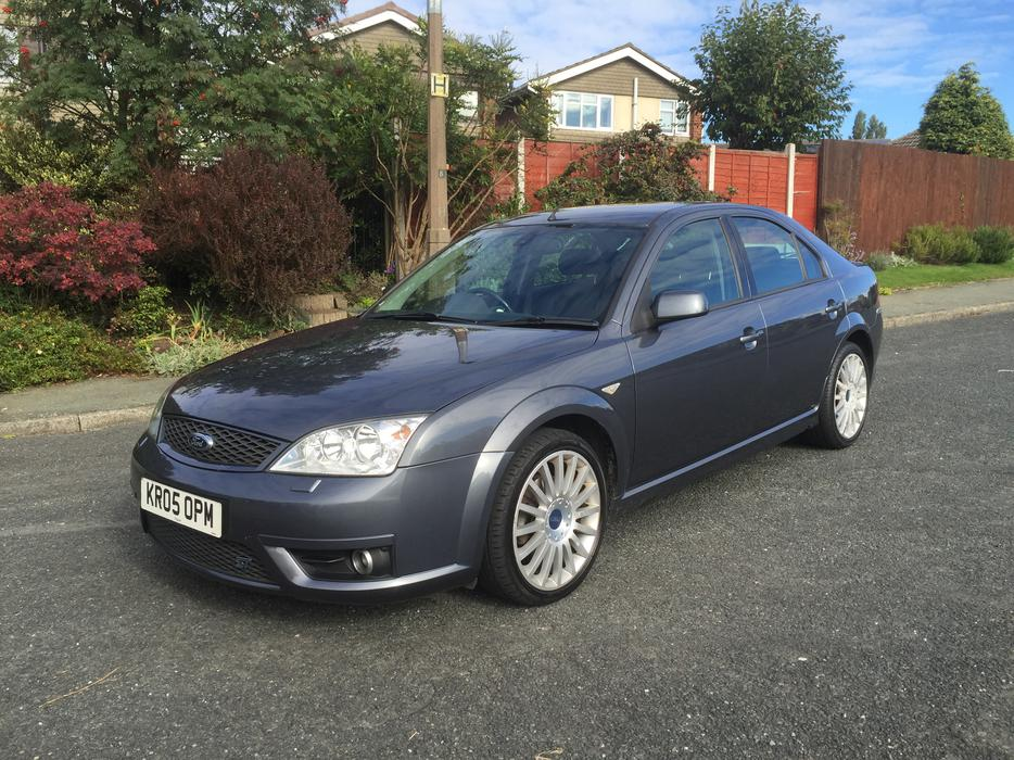 2005 ford mondeo st 2 2 tdci turbo diesel low mileage. Black Bedroom Furniture Sets. Home Design Ideas