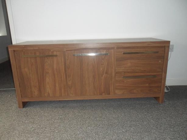 walnut sideboard next 2