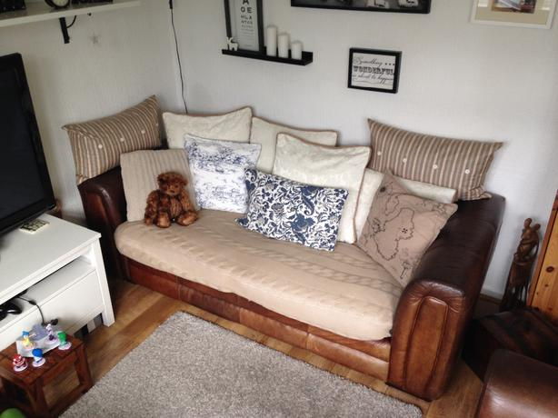 Beautiful DFS 3 seater sofa