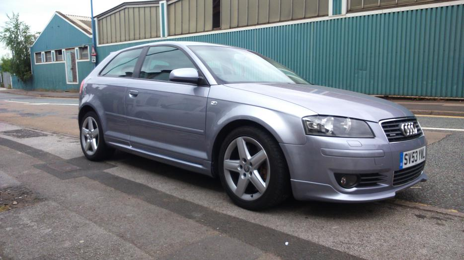 for sale audi a3 3 2 v6 swap west bromwich dudley. Black Bedroom Furniture Sets. Home Design Ideas