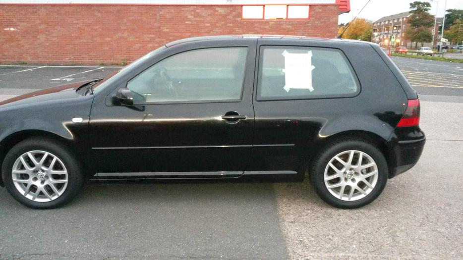 volkswagen golf gti 1 8 2002 turbo manual willenhall. Black Bedroom Furniture Sets. Home Design Ideas