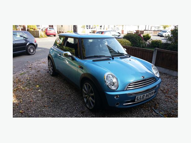 "2004 MINI Hatch One 1.6 3dr, Excellent Condition, 18"" alloys,"
