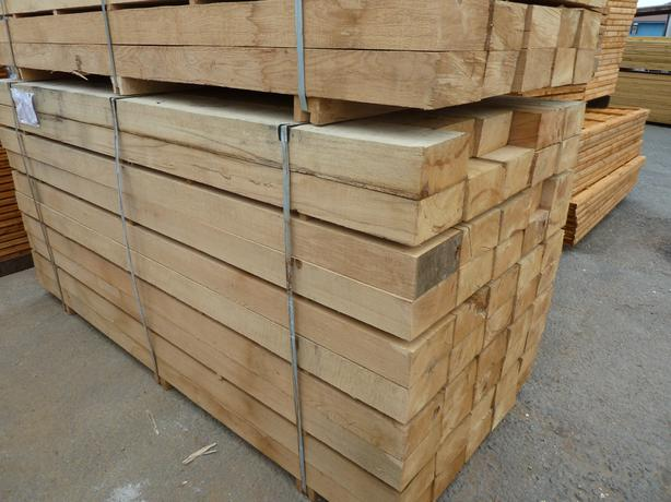 Oak Railway Sleepers (NEW)