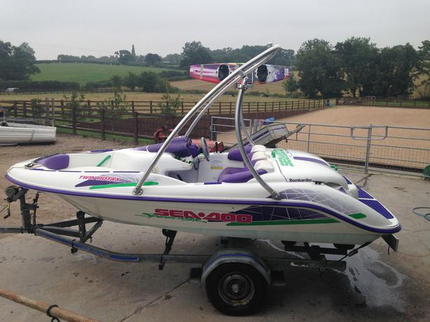 1995 Jet Boat 160hp Other Sandwell