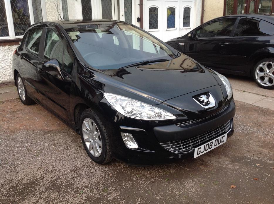 2008 peugeot 308 sport hdi 110 wolverhampton wolverhampton. Black Bedroom Furniture Sets. Home Design Ideas