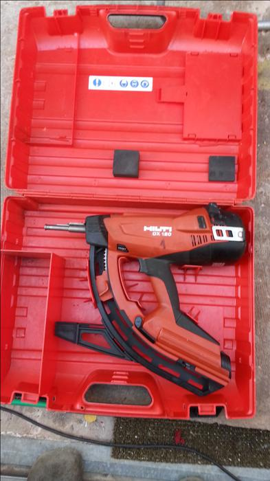 hilti gx120 nail gun wednesbury dudley. Black Bedroom Furniture Sets. Home Design Ideas