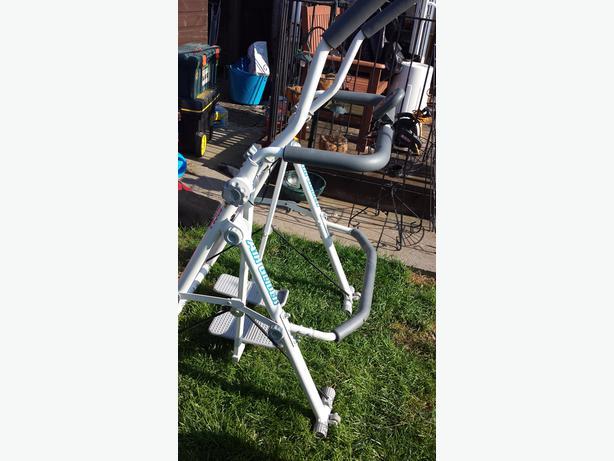 glider walker exercise machine