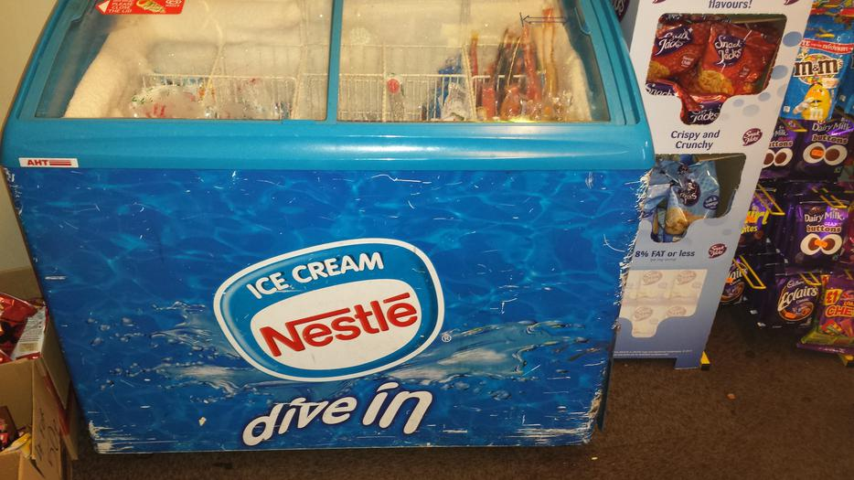 nestle ice cream report Remarks at an investor presentation held this past summer in boston by nestle dreyer's ice cream president robert kilmer demonstrate how the retail market is increasingly segmented as companies.