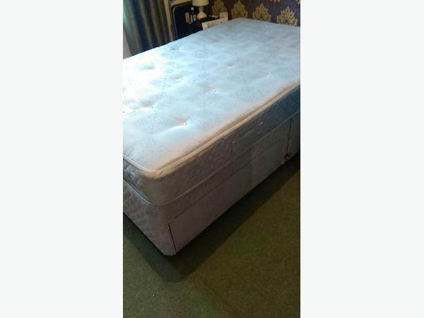 4ft Divan Double Bed Halesowen Walsall