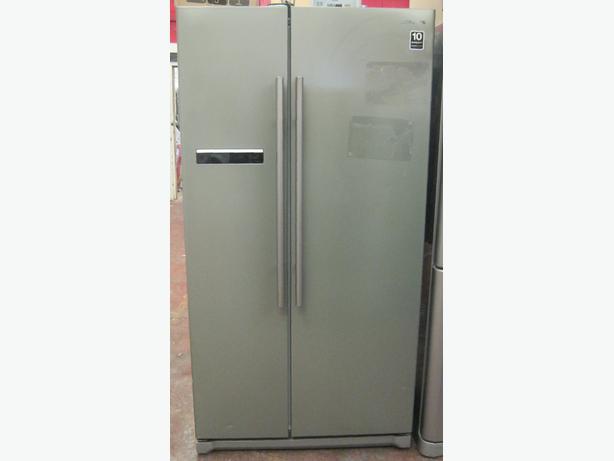 modern samsung silver american fridge freezer digital inverter model warranty darlaston dudley. Black Bedroom Furniture Sets. Home Design Ideas