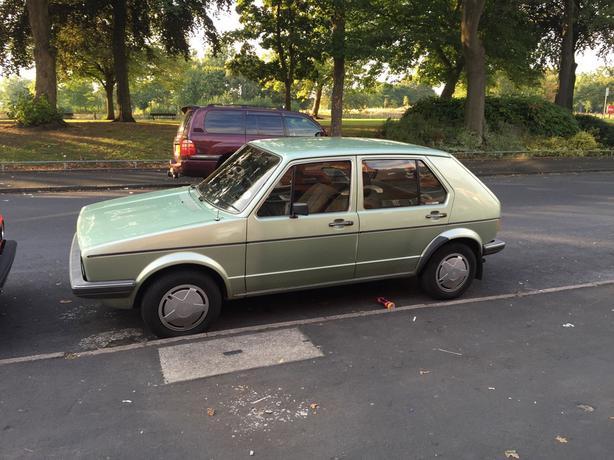 1980 Golf Mk1 Gls