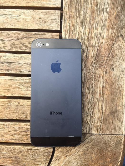 Iphone 5 16gb Vodafone Lebara Good Condition Full