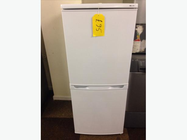 lovely condition small fridge freezer with guarantee wolverh