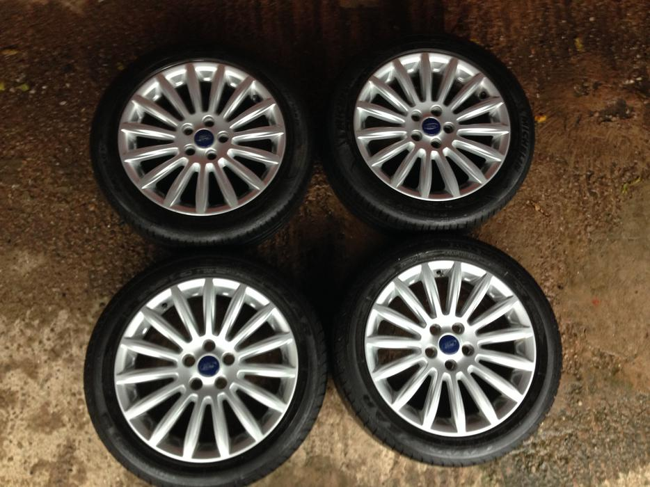 Ford Mondeo Wheels And Tyres Oldbury Dudley